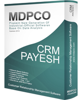 MDPCO PAYESH CRM Software (PAYESH CRM)